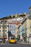 De tram van Lissabon Royalty-vrije Stock Afbeelding