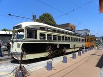 De tram van San Francisco Stock Afbeelding