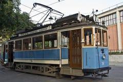 De tram van Stockholm Royalty-vrije Stock Foto's