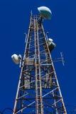 De Transmissie van de Toren van het staal Stock Foto