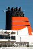 De Trechter van het schip Royalty-vrije Stock Afbeelding