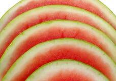 De treden van de watermeloen Royalty-vrije Stock Fotografie