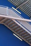 De treden van Escher Stock Foto