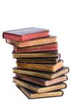 De treden van het boek Stock Foto