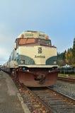 De Trein van Amtrak Stock Foto's