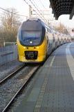 De trein van de forens Stock Afbeelding