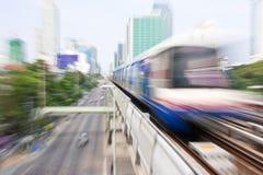 De trein van de hemel Stock Foto