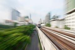 De trein van de hemel Royalty-vrije Stock Foto