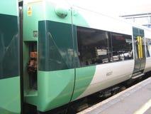 De trein van de oppervlakte Royalty-vrije Stock Foto's