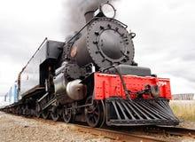 De trein van de stoom Royalty-vrije Stock Foto