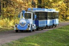 De trein van de toerist Royalty-vrije Stock Fotografie