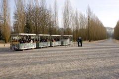 De trein van de toerist Royalty-vrije Stock Foto's