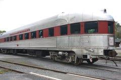 De trein van Delaware Royalty-vrije Stock Afbeeldingen