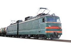 De trein van goederen Royalty-vrije Stock Fotografie