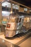 De trein van het pionierszefier royalty-vrije stock afbeeldingen