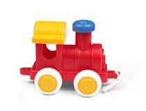 De trein van het stuk speelgoed Stock Afbeelding