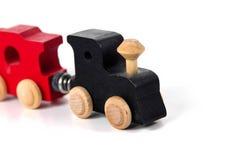 De Trein van het stuk speelgoed Royalty-vrije Stock Foto's