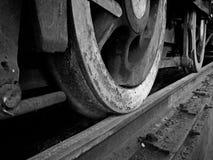 De Trein van het wiel Royalty-vrije Stock Afbeelding