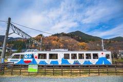 De trein van Japan stock fotografie