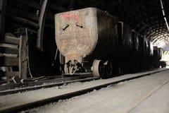 De trein van Undeground Stock Foto