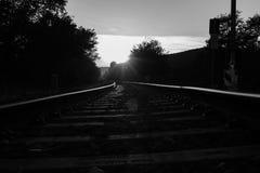De treinlooppas Royalty-vrije Stock Afbeelding