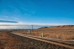 Het reizen van de Prairies Royalty-vrije Stock Afbeelding