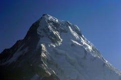 De Trekking van Himalayagebergte Nepal stock afbeelding