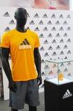 De tribune van Adidas Royalty-vrije Stock Foto