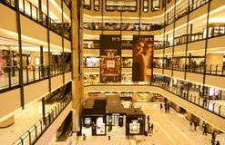 De tribune van Chanel in Isetan Royalty-vrije Stock Foto's