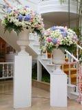 De tribune van de bloem Stock Afbeelding