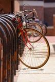 De Tribune van de cyclus Stock Foto