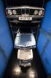 De Tribune van de Geschiedenis van de Auto van BMW Royalty-vrije Stock Fotografie