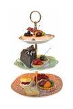 De tribune van het dessert Royalty-vrije Stock Foto