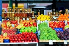De tribune van het fruit Royalty-vrije Stock Afbeelding