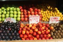 De Tribune van het fruit Royalty-vrije Stock Foto