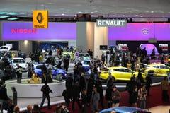 De tribune van RENAULT Royalty-vrije Stock Fotografie