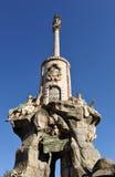 De triomf van San Rafaël, Cordoba, Andalusia, Spanje Royalty-vrije Stock Afbeeldingen