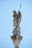 De triomf van San Rafaël (Poortbrug in Córdoba) Royalty-vrije Stock Afbeeldingen