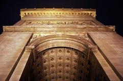 De Triomphe łuk Obraz Royalty Free
