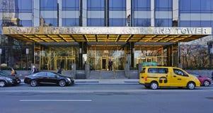 De Troeftoren op het Central Parkwesten in de Stad van New York Royalty-vrije Stock Afbeeldingen