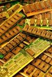 De Troep van het geheugen Stock Foto