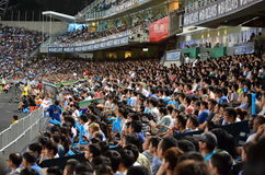 De Trofee 2011 van Barclays Azië Stock Fotografie