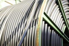 De trommel van de kabel Stock Afbeeldingen