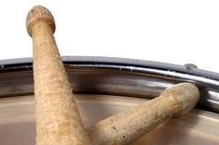 De trommel van de strik stock afbeelding