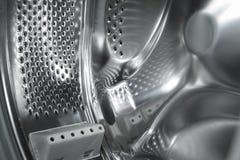 De trommel van de wasmachine Stock Fotografie