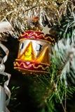 De trommel van het stuk speelgoed royalty-vrije stock afbeeldingen