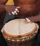 De Trommels van Bongo Stock Foto's