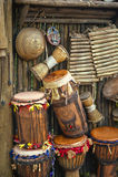 De Trommels van Bongo Royalty-vrije Stock Afbeelding