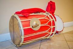 De Trommels van de Band van Tossa Royalty-vrije Stock Fotografie