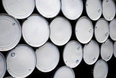De Trommels van het staal Stock Fotografie